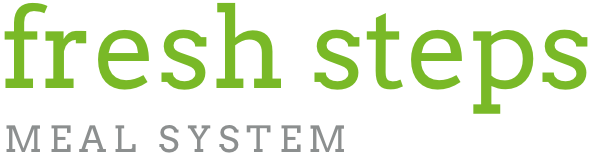 Fresh Steps Meals Logo